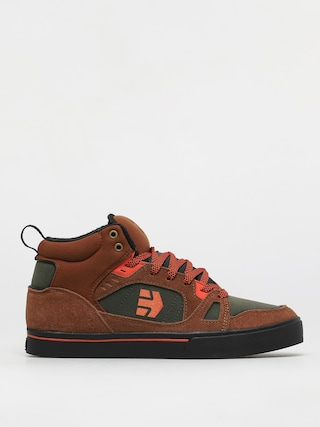 Etnies Agron Shoes (brown/black)