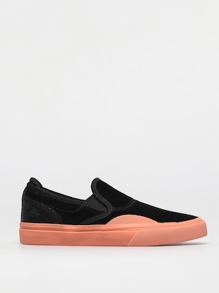 Emerica Wino G6 Slip On Shoes (black/pink/pink)