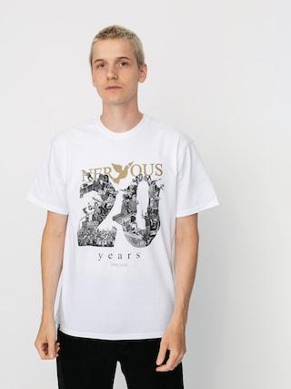 Nervous 20 Ann Official T-shirt (white)