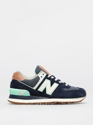 New Balance 574 Shoes Wmn (navy)