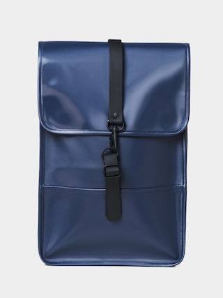 Rains Backpack Mini (shiny blue)