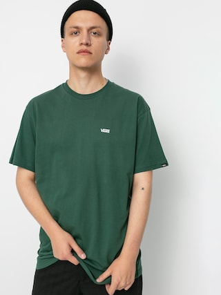 Vans Left Chest Logo T-shirt (pine needle/white)