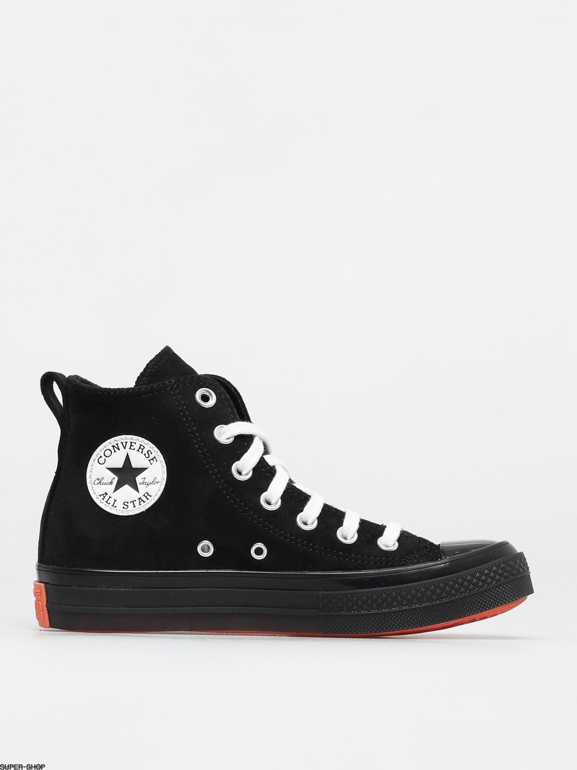 converse chucks black