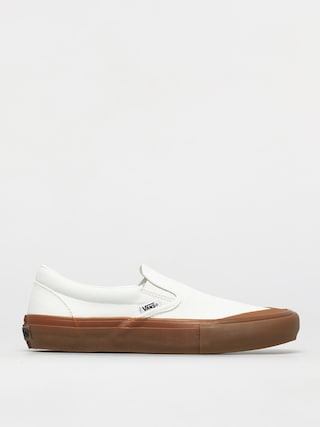 Vans Slip On Pro Shoes (pearl/gum)