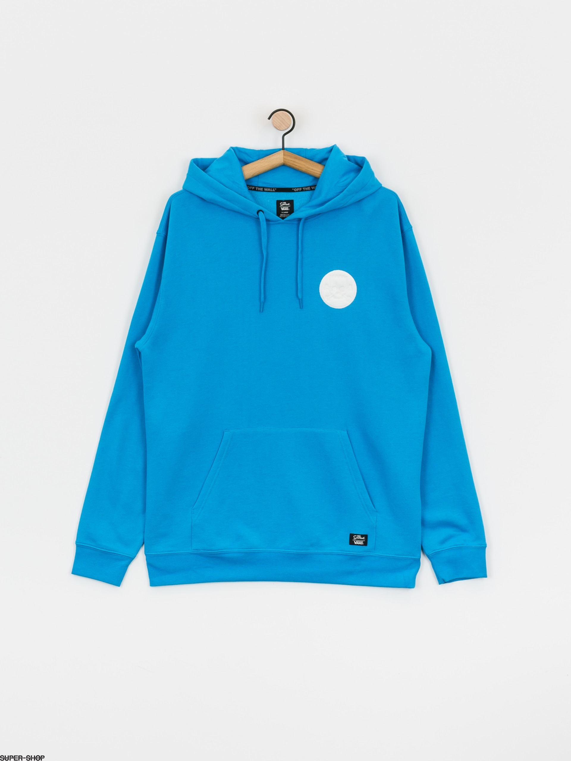 Vans x The Simpsons Bart HD Hoodie (blue)