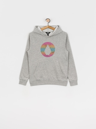 Volcom Stone HD Hoodie (heather grey)