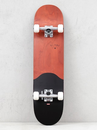 Globe G1 Argo Skateboard (red maple/black)