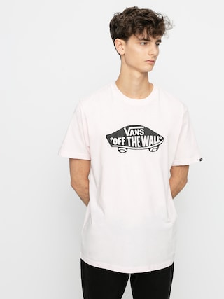 Vans Otw T-shirt (cool pink/black)