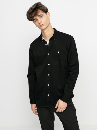 Carhartt WIP Madison Shirt (black/wax)