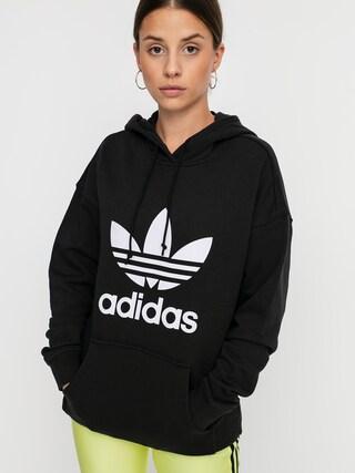 adidas Originals Trf HD Hoodie Wmn (mgreyh/white)