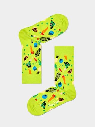 Happy Socks Veggie Socks (lime)