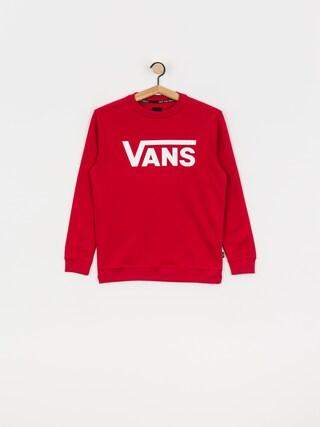 Vans Classic Sweatshirt (chili pepper/white)