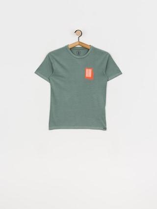Volcom Concussion T-shirt (fir green)