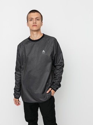 Burton Crown Weatherproof Active sweatshirt (true black heather)