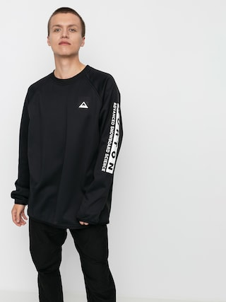 Burton Crown Weatherproof Active sweatshirt (true black)