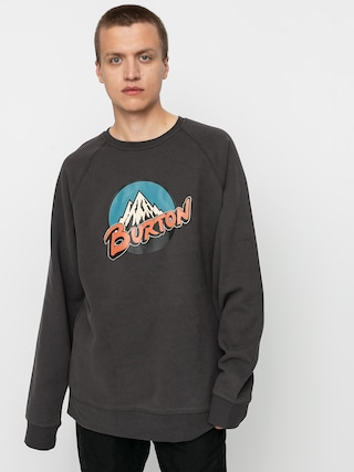 Burton Retro Mountain Sweatshirt (phantom)