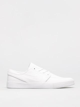 Nike SB Zoom Stefan Janoski Rm Premium Shoes (white/white white)