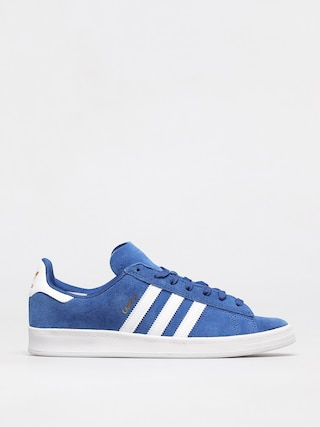 adidas Campus Adv Shoes (croyal/ftwwht/goldmt)
