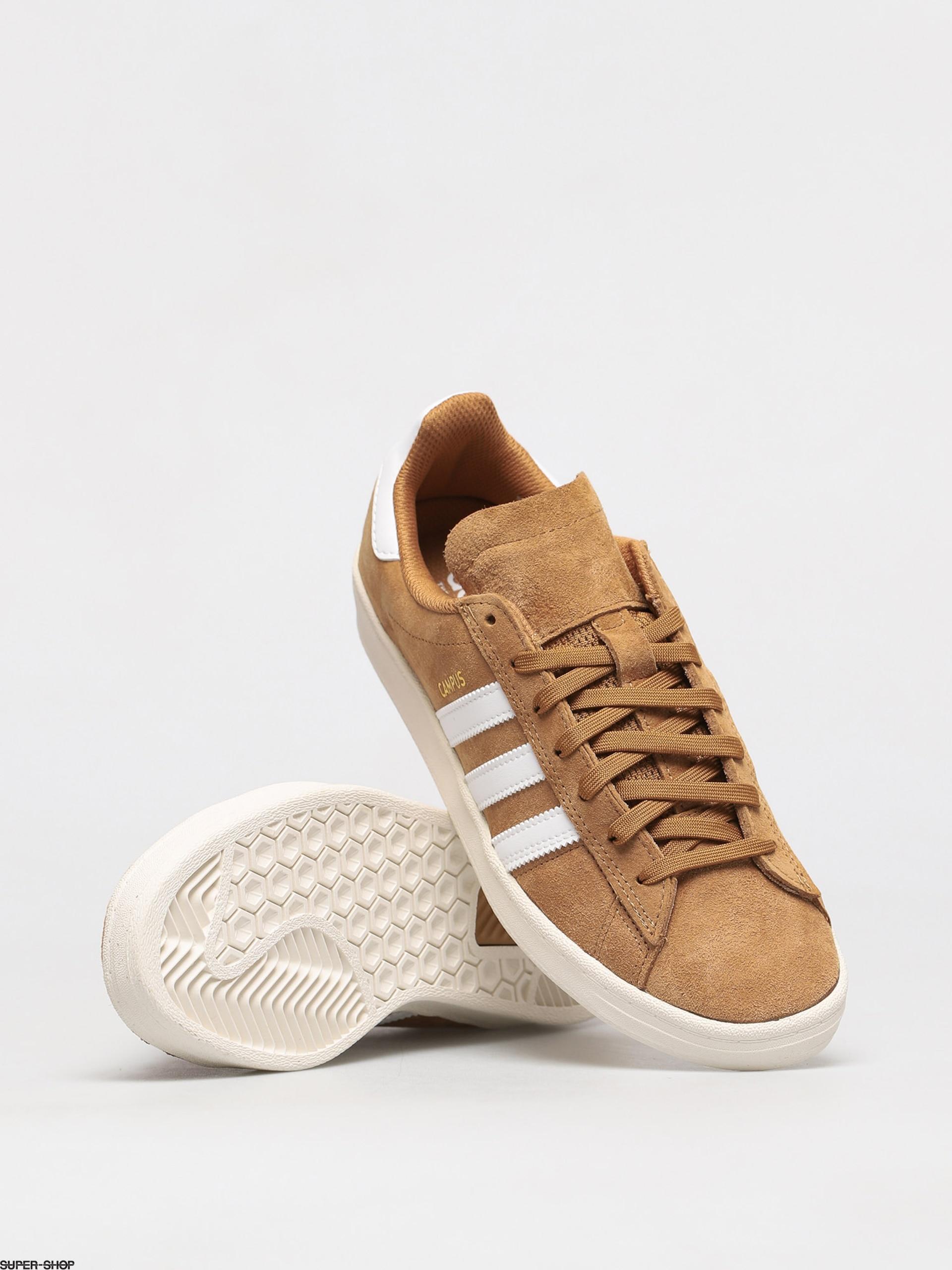 adidas Campus Adv Shoes (mesa/ftwwht