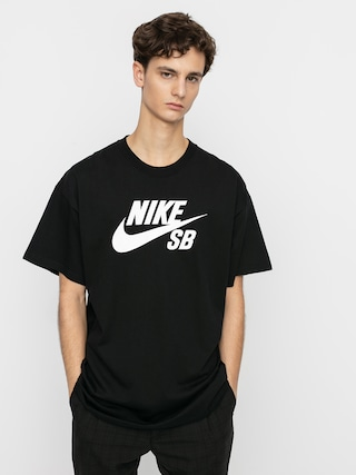 Nike SB Logo T-shirt (black/white)