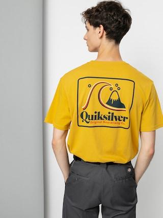 Quiksilver Beach Tones T-shirt (honey)