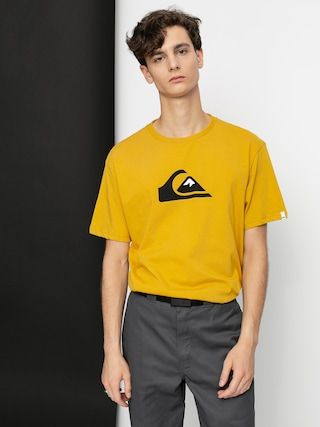 Quiksilver Comp Logo T-shirt (honey)