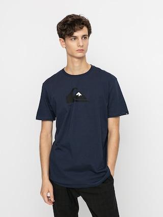 Quiksilver Comp Logo T-shirt (parisian night)