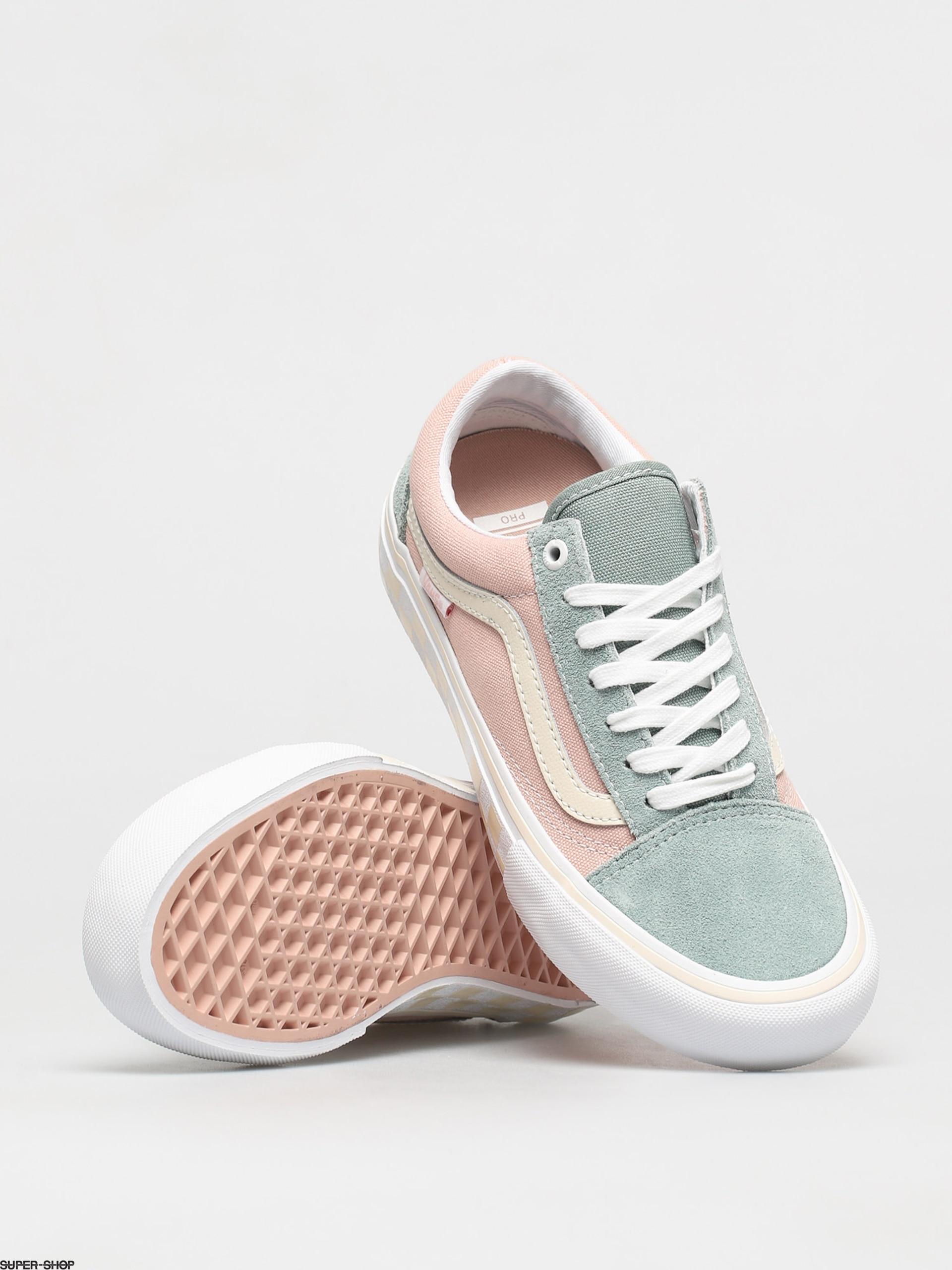 Vans Old Skool Pro Shoes (washout/peach