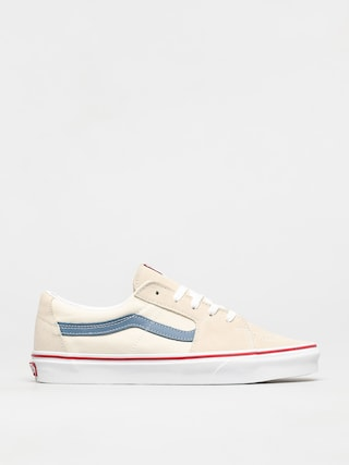 Vans Sk8 Low Shoes (classic white/navy)
