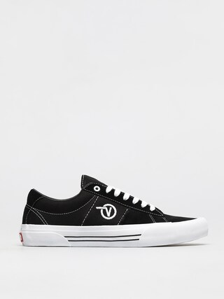 Vans Saddle Sid Pro Shoes (black/white)