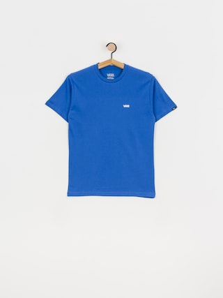 Vans Left Chest Logo T-shirt (royal blue)