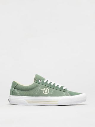 Vans Saddle Sid Pro Shoes (hedge green)