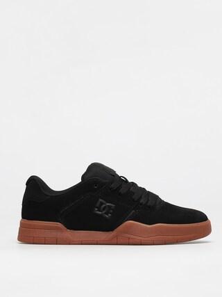 DC Central Shoes (black/gum)