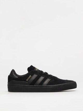 adidas Busenitz Vulc II Shoes (cblack/cblack/gum4)