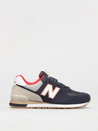 New Balance 574 Shoes (blue)