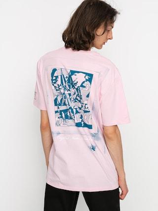 Volcom Julien Dupont T-shirt (snow pink)