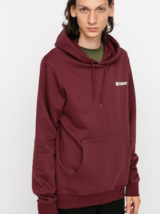 Element Blazin Chest HD Hoodie (vintage red)