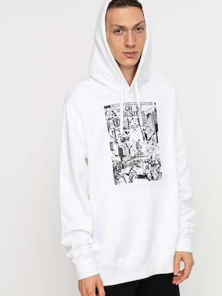 Element Carnage HD Hoodie (optic white)