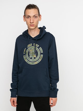 Element Water Camo Icon Fill Sweatshirt (eclipse navy)