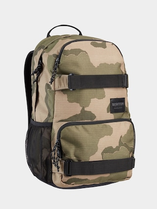 Burton Treble Yell 21L Backpack (barren camo print)