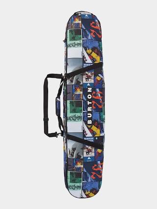 Burton Space Sack Ski bag (catalog collage print)