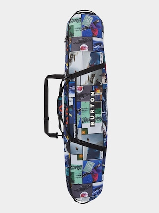 Burton Board Sack Ski bag (catalog collage print)