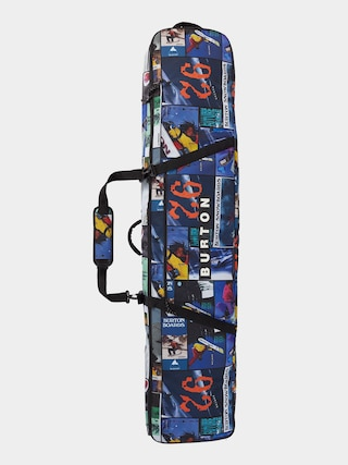 Burton Wheelie Gig Bag Ski bag (catalog collage print)
