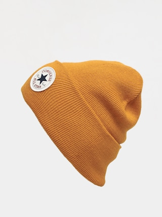 Converse Tall Chuck Patch Beanie (saffron yellow)