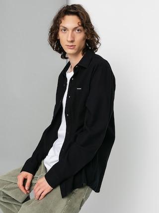 Volcom Caden Solid Shirt (black)