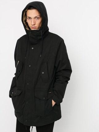 Volcom Starget 5K Parka Jacket (black)