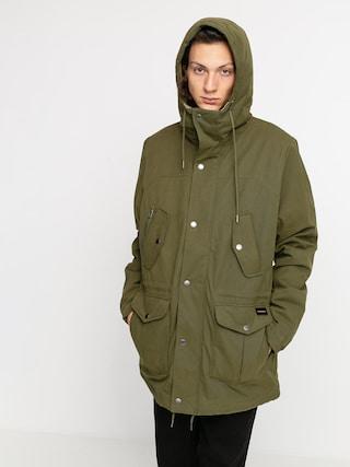 Volcom Starget 5K Parka Jacket (military)