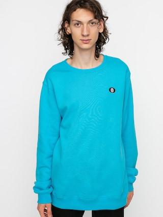 Volcom Sngl Stn Sweatshirt (aqua)
