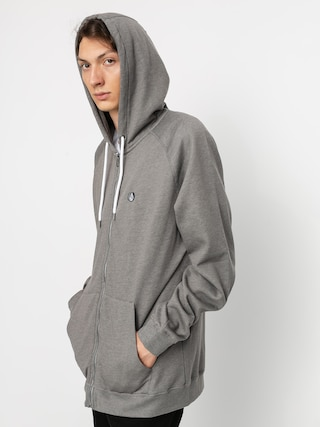 Volcom Timesoft ZIP Sweatshirt (heather grey)