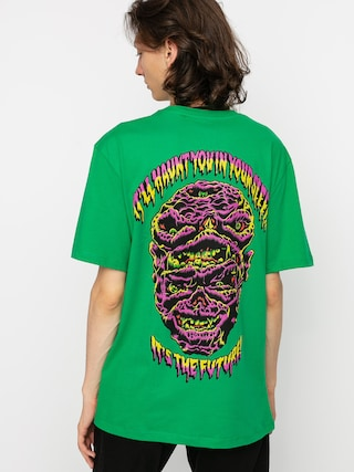 Volcom Michael Walrave T-shirt (scaromatic green)